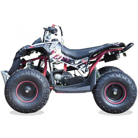 Renegade Race-X 49cc Kids Petrol Quad - Pink 2