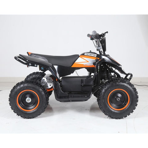 Tao 800w Electric Mini Kids Quad Bike with Reverse - Orange 2