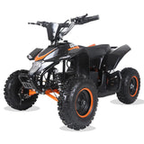 Tao 800w Electric Mini Kids Quad Bike with Reverse - Orange