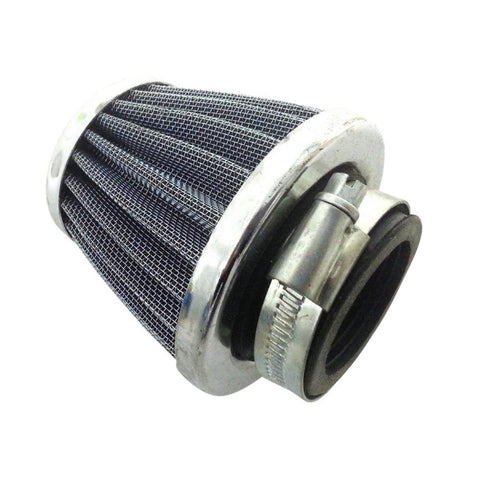 Tall Metal Air Filter 42mm For Dirt / Pit Or Quad Bikes 110cc - 150cc