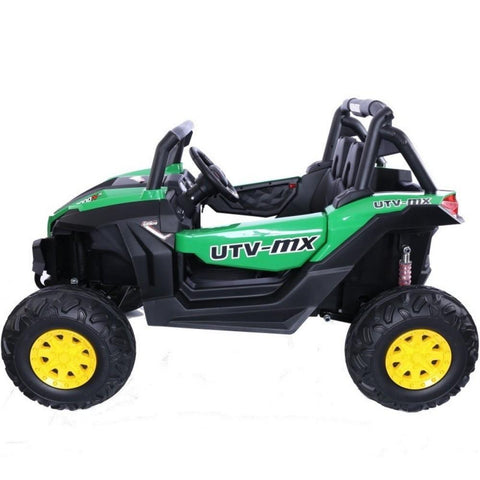 Renegade UTV-MX Buggy Style 12V 2WD Child's Electric Ride-On - Green 2