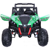 Renegade UTV-MX Buggy Style 12V 2WD Child's Electric Ride-On - Green