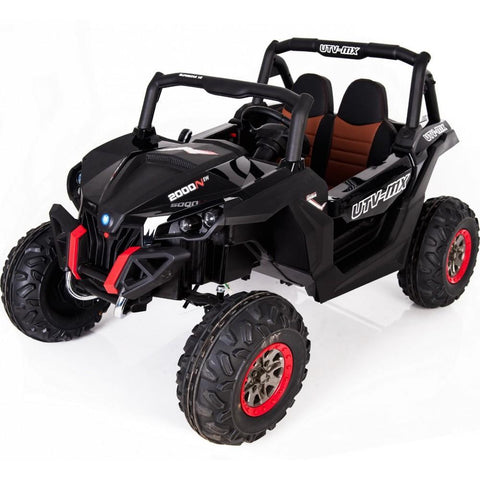 Renegade UTV-MX Buggy Style 12V 2WD Child's Electric Ride-On - Black