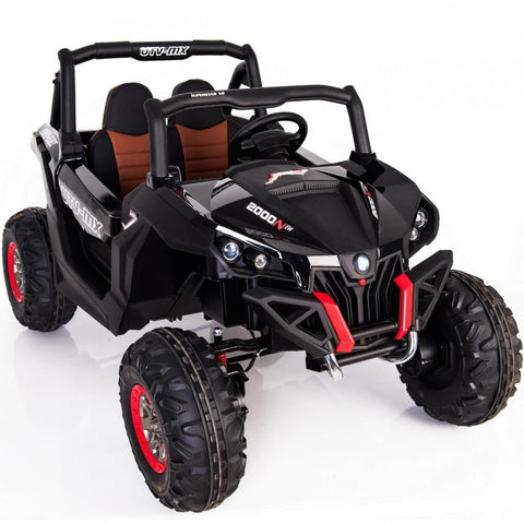 Renegade UTV-MX Buggy Style 12V 2WD Child's Electric Ride-On - Black 3