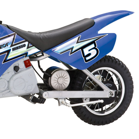 Razor Kids Dirt Rocket Bike MX350 - Blue 2