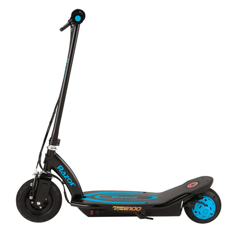 Razor Power Core™ E100 Electric Scooter - Blue 2