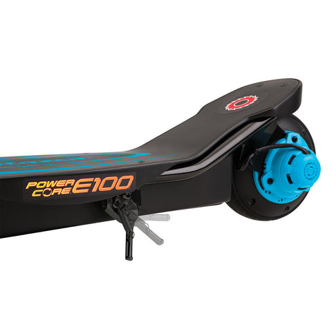 Razor Power Core™ E100 Electric Scooter - Blue 3