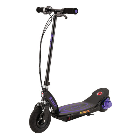 Razor Power Core™ E100 Electric Scooter - Purple