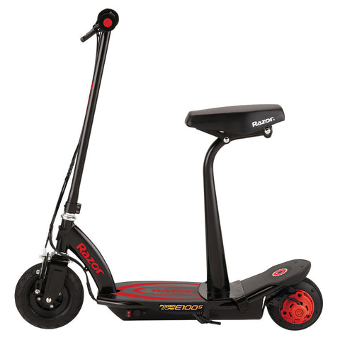 Razor Power Core™ E100S Electric Scooter - Red 2