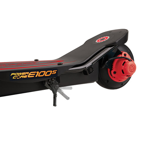 Razor Power Core™ E100S Electric Scooter - Red 4