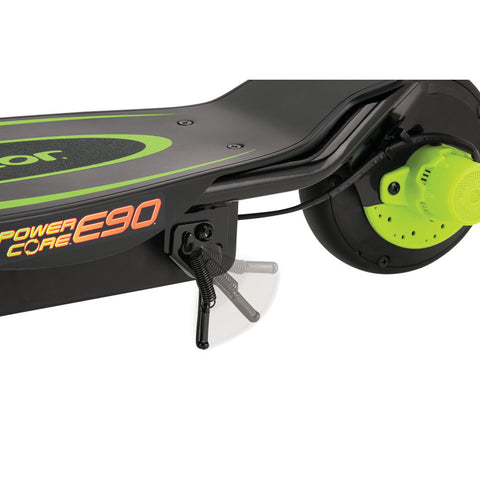 Razor Power Core™ E93 Electric Scooter - Green 4