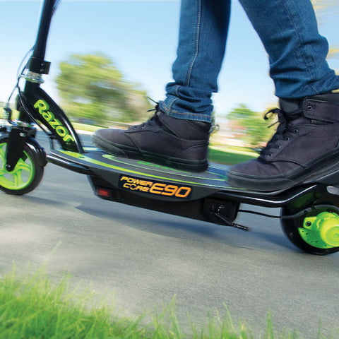 Razor Power Core™ E94 Electric Scooter - Green 5