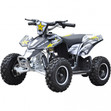 Renegade LT100E Kids Electric Battery 1000w Quad Bike - White