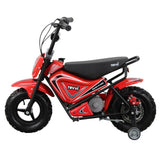 Revvi Kids Electric 250w Mini Dirt Motorbike - Red 2