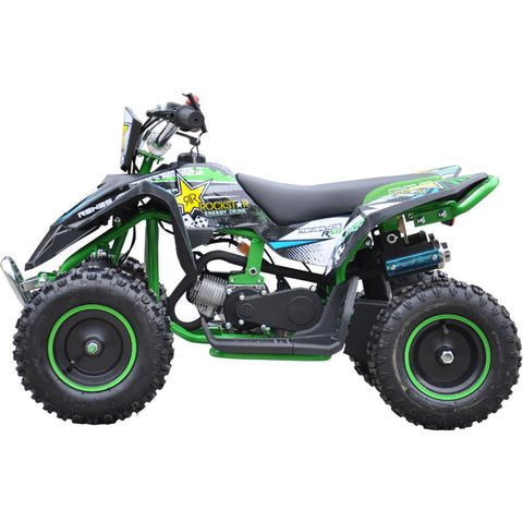 Renegade LT50A Petrol Quad Bike - Green 2