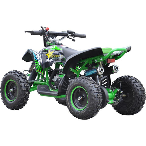 Renegade LT50A Petrol Quad Bike - Green 3