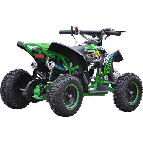 Renegade LT50A Petrol Quad Bike - Green 4