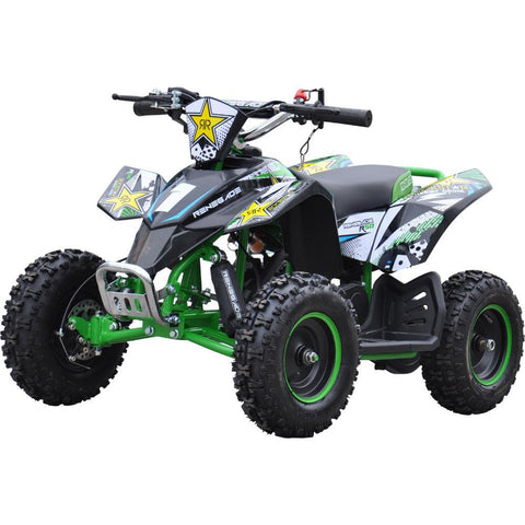 Renegade LT50A Petrol Quad Bike - Green