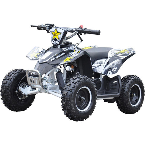 Renegade LT50A Kids Petrol Quad Bike - White