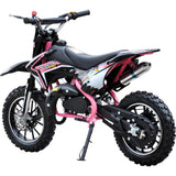 Renegade 50R Kids 49cc Petrol Mini Dirt Bike - Pink 2