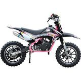 Renegade 50R Kids 49cc Petrol Mini Dirt Bike - Pink 3