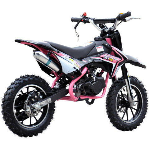 Renegade 50R Kids 49cc Petrol Mini Dirt Bike - Pink 4