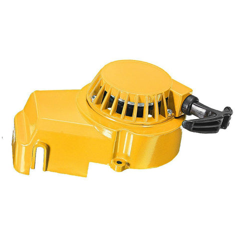Yellow Metal Pull Start For Mini Moto / Mini Dirt / Mini Quad Bike