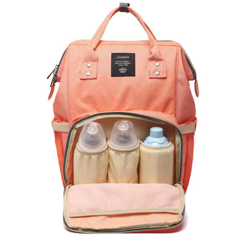 Diaper Bag Baby Bottle Holder