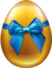 Easter Golden Egg