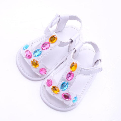 NEW 2018 Crystal Summer Fashion Sandals - Cute Baby Pre-Walker Shoes