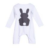 Baby Bunny Romper - Infant Rabbit Jumpsuit