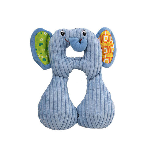 Baby U-Pillow - Animal Headrest & Neck Protection