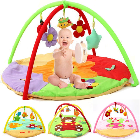 Soft Happy-Baby Play Mat