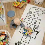 Hopscotch Game Play Mat