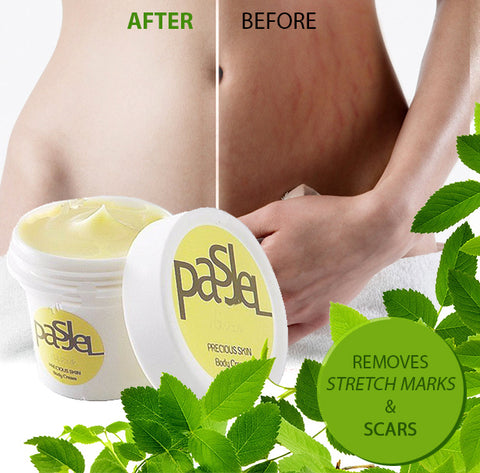 Pasjel Stretch Marks Therapy - Postpartum Scar Removal Creme