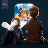 MiDeer Kids Storybook Torch - Mini Stories Projector