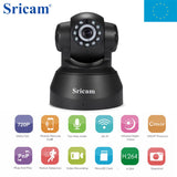 Sricam Baby Monitor - Wireless Security Camera - Wifi Pan/Tilt Surveillance P2P Baby Monitor