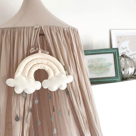 Baby Cloud Decoration - Kids Room Wall Hanging