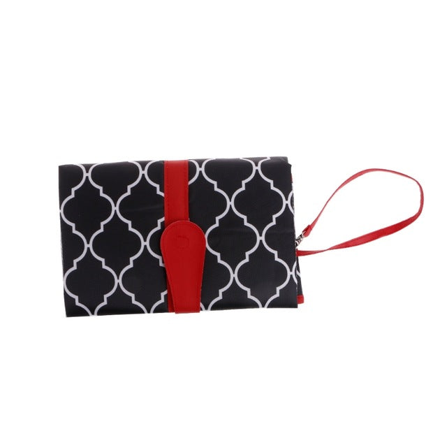 The Stylish Change Mat Wallet