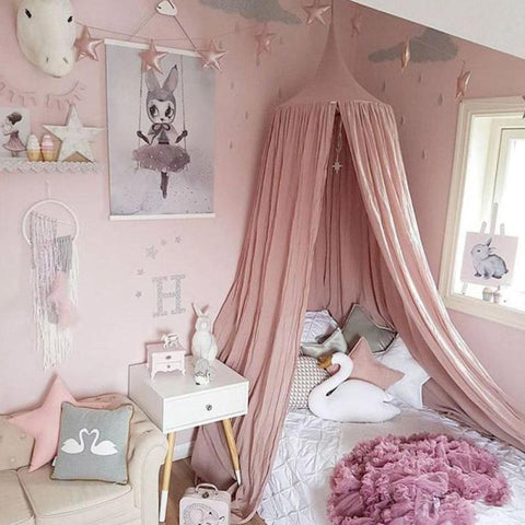 Children Room Play & Decor Canopy Tent