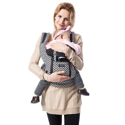 100% Cotton Ergonomic Baby Carrier