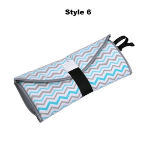 Clean Hands Changing Pad - 3in1 Diaper Clutch Changing Mat