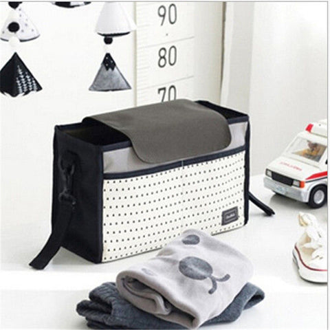 Multifunctional Stroller Diaper Bag - Mummy Nappy Bag - Baby Bag