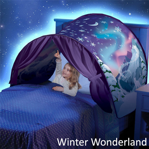 Pop Up Tent - Dream Playhouse For Kids