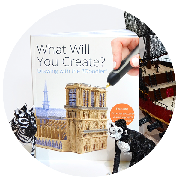 "3Doodler ""What Will You Create?®"" Project Book"