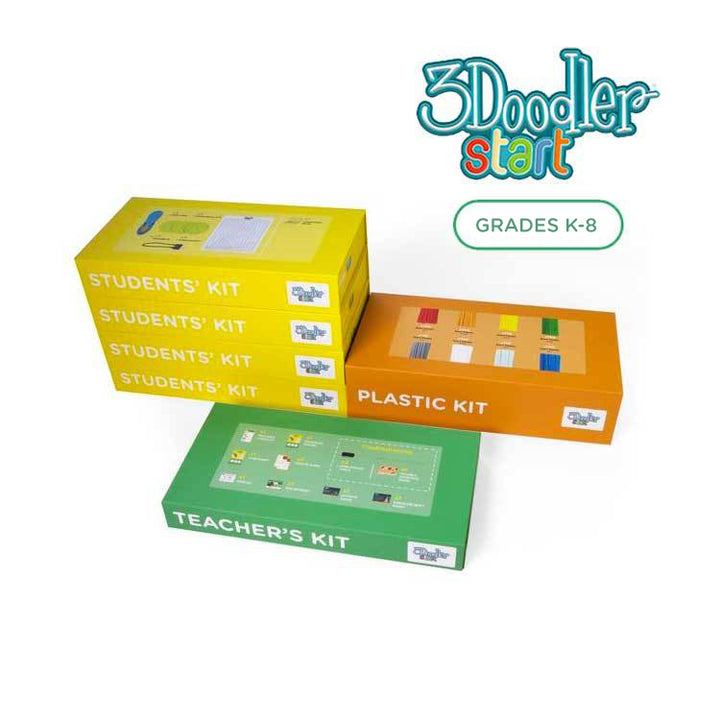 3Doodler EDU Start Learning Pack, 12 Pens