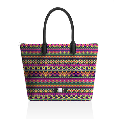 Madame Xlight Aztec Handbag - Save My Bag