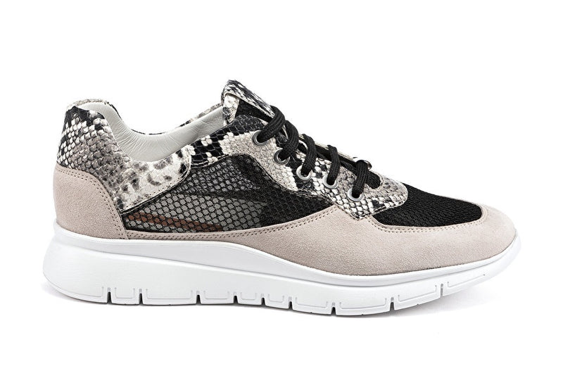 Sneakers Urban with Animal Print- Frau Shoes | IN ITALY