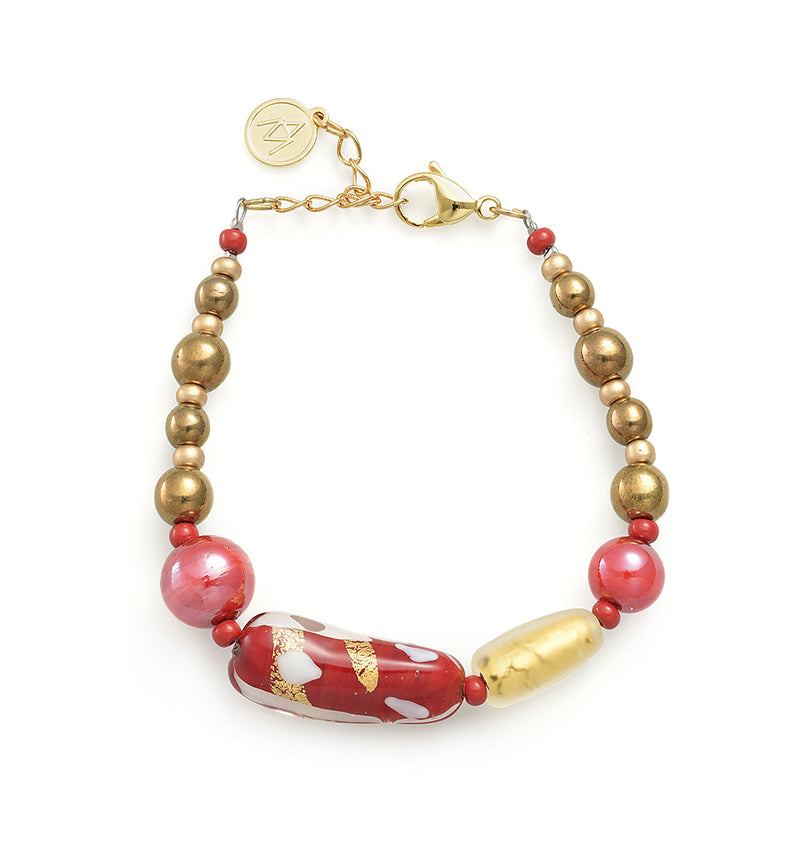 Murano Glass Bracelet Gabri - Antica Murrina | IN ITALY