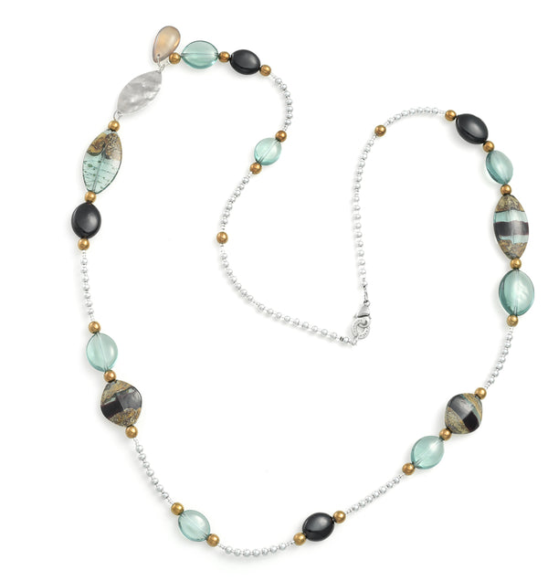 Murano Glass Long Necklace Sophie - Antica Murrina | IN ITALY